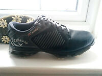 Golf Shoes - Callaway (UK Size 7 but will fit a size 8 easy) Brand New!