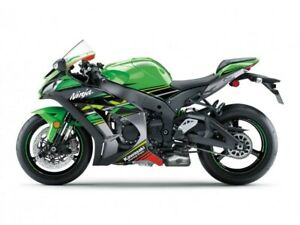 2019 Kawasaki NINJA ZX-10R ABS KAWASAKI RACING TEAM EDITION