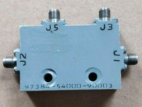 Narda Dual Directional Coupler RF coaxial SMA