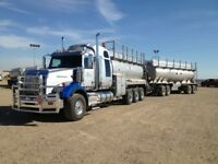Tank Truck Driver to work in Grande Prairie, AB