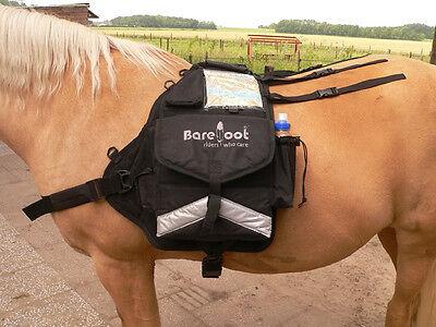 BAREFOOT RUCKSACK WALK MY HORSE PFERDERUCKSACK SATTELTASCHE RIDERSHORSESTORE 415