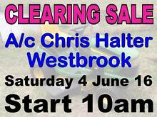 Clearing Sale - Auction Westbrook Toowoomba Surrounds Preview