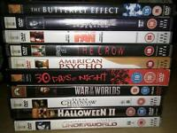 Dvd bundle horror