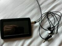 "CnM Touch Pad 4"" android including hands free headset"
