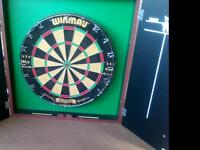 Dartboards with Cabinet
