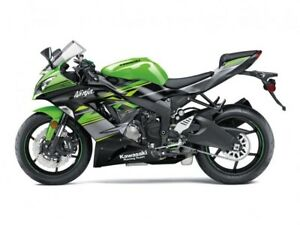 2018 KAWASAKI NINJA ZX-6R ABS KAWASAKI RACING TEAM EDITION