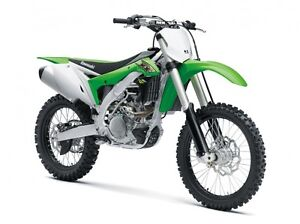 2017 KX 450 Blowout Pricing