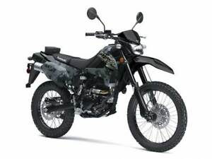 2019 Kawasaki KLX250 Camo