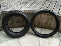 Harley Davidson Sportster Motorcycle Tyres