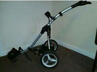 Motocaddy S3 Electric Trolley