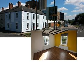 "Darlington TOWN CENTRE in ""Offices on Kendrew"" - suite #5"