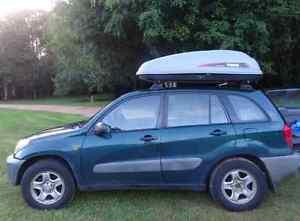 2000 Toyota RAV4 Wagon Bundall Gold Coast City Preview