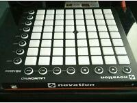 Novation launchad mk2