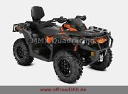 Can Am Outlander 1000R MAX XTP Optional mit LOF