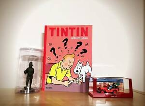 Ensemble de collection TINTIN !