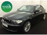 £169.29 PER MONTH 2009(59) 1SERIES BMW 120D 2.0SE STEP COUPE DIESEL AUTO/MANUAL