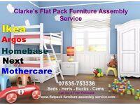 Clarke's Furniture Assembly Service|Cambridge