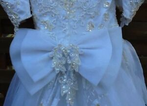 Exquisite Vintage Wedding Gown by Demetrios