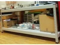 2 pcs of Heavy Duty Workbench with Full Lower Shelf