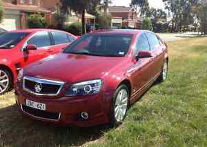 2007 Holden Caprice Sedan **12 MONTH WARRANTY** Derrimut Brimbank Area Preview