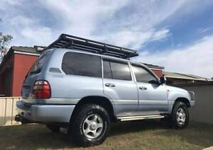 2002 Toyota LandCruiser Wagon **12 MONTH WARRANTY**