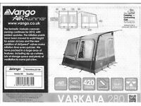 VANGO AIR AWNING VARKALA 280