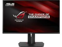 ASUS ROG Swift PG278Q 27 inch Widescreen LED Gaming Monitor 1440p gsync