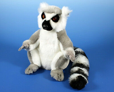 Lemur Stofftier (KATTA Lemur Affe Plüschtier Stofftier Kuscheltier NEU  25cm)