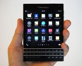 Blackberry Passport Brand New 32 GB unlocked 250 pounds