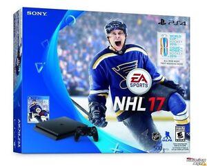 NEVER OPENED PLAYSTATION 4 NHL 17 BUNDLE
