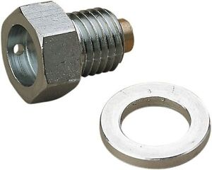 DRZ magetic oil drain plug - New!