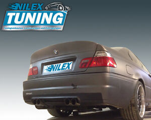 Heckspoiler Heckflügel Kofferraum - Spoiler BMW E46 3er LIMO + COUPE M3 CSL LOOK