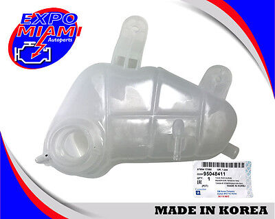 Genuine Gm Coolant Reservoir Tank Surge For Chevy Chevrolet Sonic 95048411