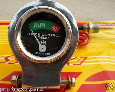 Touch Control Temperature Gauge- Ih Farmall Super A Avc 100130140200-ii