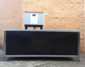 Coffee Cart & 10ft trailer for sale Parklea Blacktown Area Preview