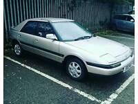 Mazda 323 GLXI 1.6 1992