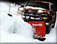 Plow and Salt Truck Service Snow Removal Contracts Ground Crews