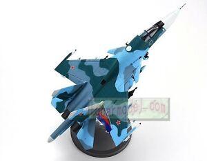 1/72 GAINCORP Russia Su34 SU-34 Combat Aircraft Metal Diecast Model