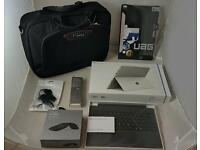 MICROSOFT 10 SURFACE PRO 4 LAPTOP COMPUTER TABLET BUNDLE WORTH £1300+ FULL SETUP INC SAMSONITE CASE