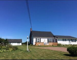 New price $90,000 house with 40 acres for sale