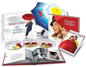 Singin In The Rain 60thAnniversary Collector's Edtion - Mint