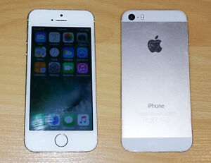iPhone 5S Bell/Virgin 16GB Gold, Mint condition