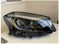 MERCEDES A CLASS A176 2015 2016 2017 2018 FULL LED RIGHT HEADLIGHT GENUINE