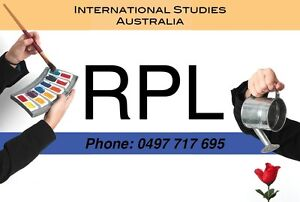 Easy RPL - Recognition of Prior Learning Perth Perth City Area Preview
