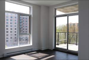 BRIGHT 4 ½ FOR RENT - BEAUTIFUL VIEW - Promotion 1 MONTH FREE