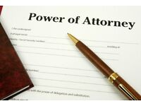 Do you want to make a Lasting Power of Attorney (LPA / POA)