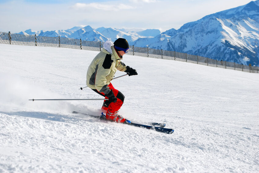 Carver oder Carving-Ski für Anfänger und Spezialisten