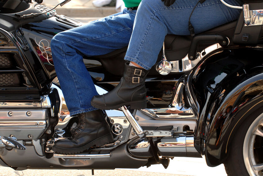 How to Buy Leather Biker Boots