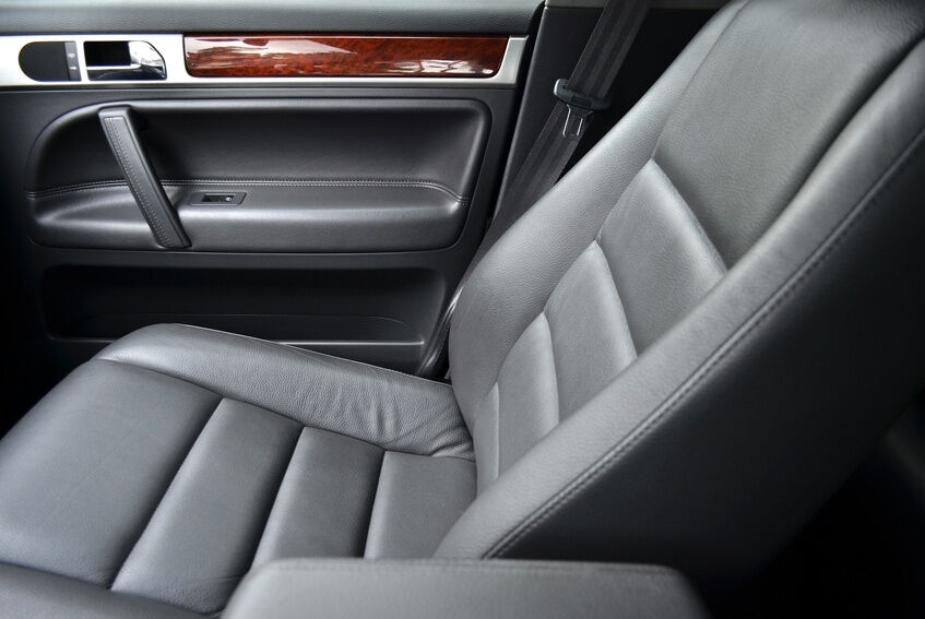 How to Repair Leather Car Interior