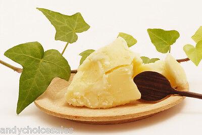 Organic Raw Shea Butter (Shea butter, RAW, Unrefined Organic 100% pure and natural 25g-500g, 1 kg)